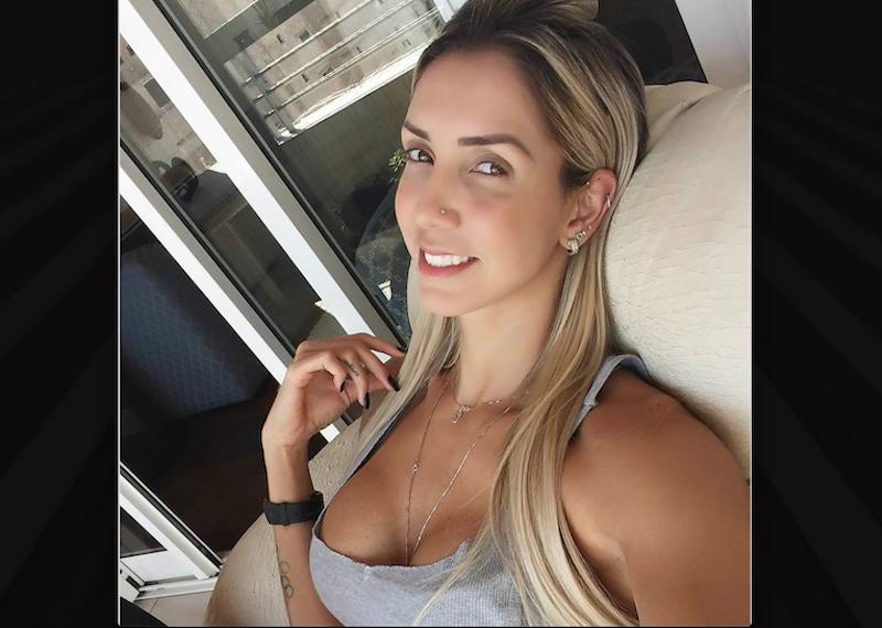 La bella voleibolista brasileña, Thaísa Menezes. Foto: Especial