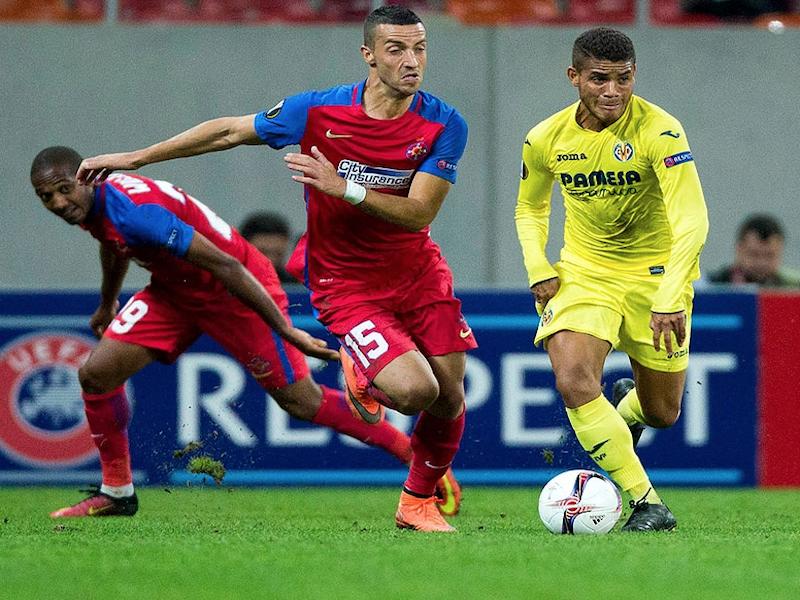 El Villarreal de Jona sufre en la Europa League