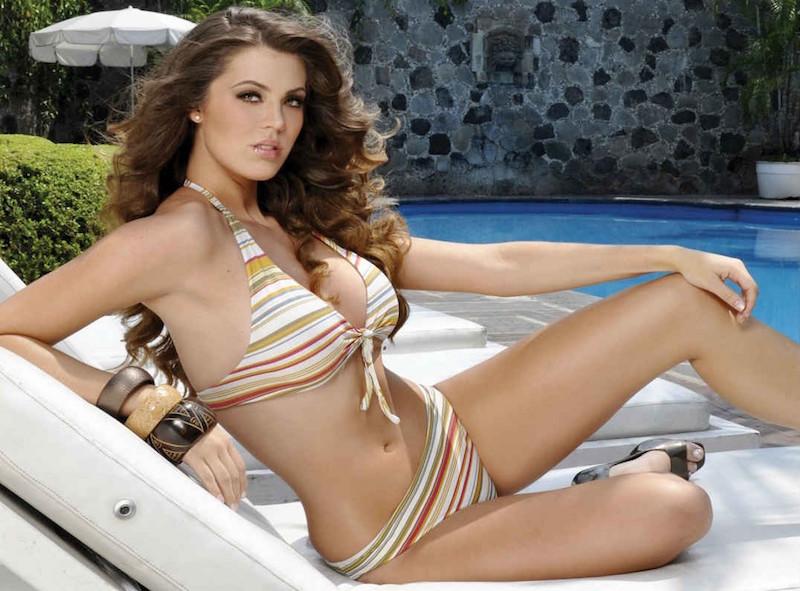 Karla Carrillo, nueva conductora de Chivas TV. Foto: Especial