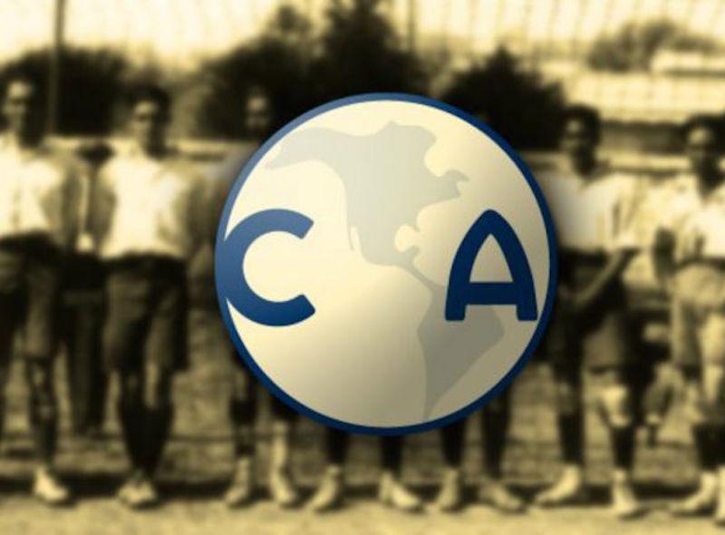 El tercer logo surge en 1920. En un fondo crema con el continente americano, las letras C y A (Club América) aparecen resaltaras en el círculo.