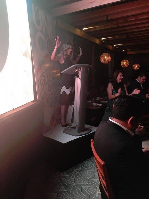 Presentación del 15 Festival Internacional del Globo en León, Guanajuato. Foto: Arisbeth Marcelo