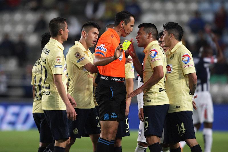 Ya hay árbitro para el clásico América vs. Chivas