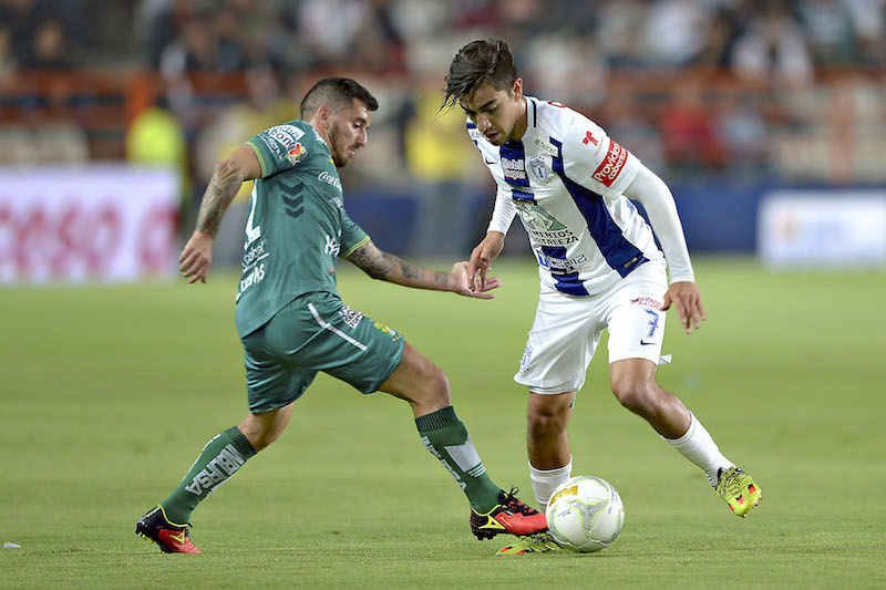 Rodolfo Pizarro. Foto: Mexsport