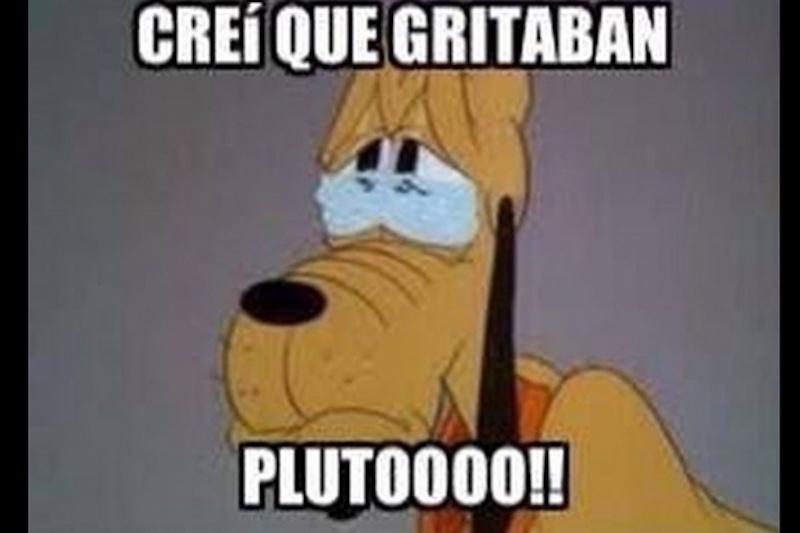 Meme del grito de '¡ehhh putooo!'. Foto: Especial