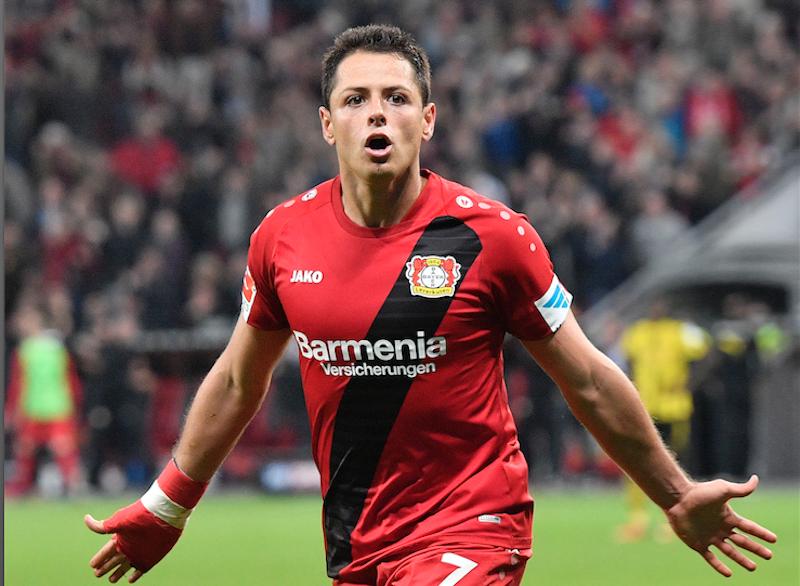'Chichadios', el Latino más destacado de la Bundesliga