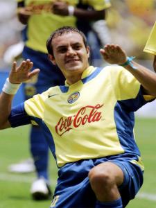 Cuauhtémoc Blanco Foto: Mexsport