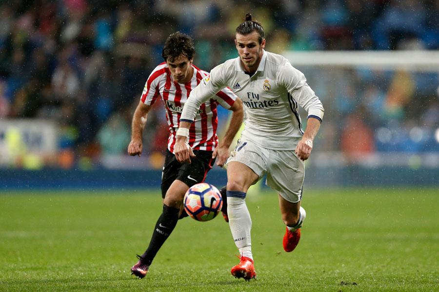Bale renueva con el Real Madrid