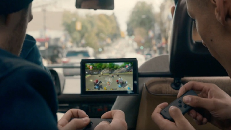 Nintendo Switch. Foto: Especial