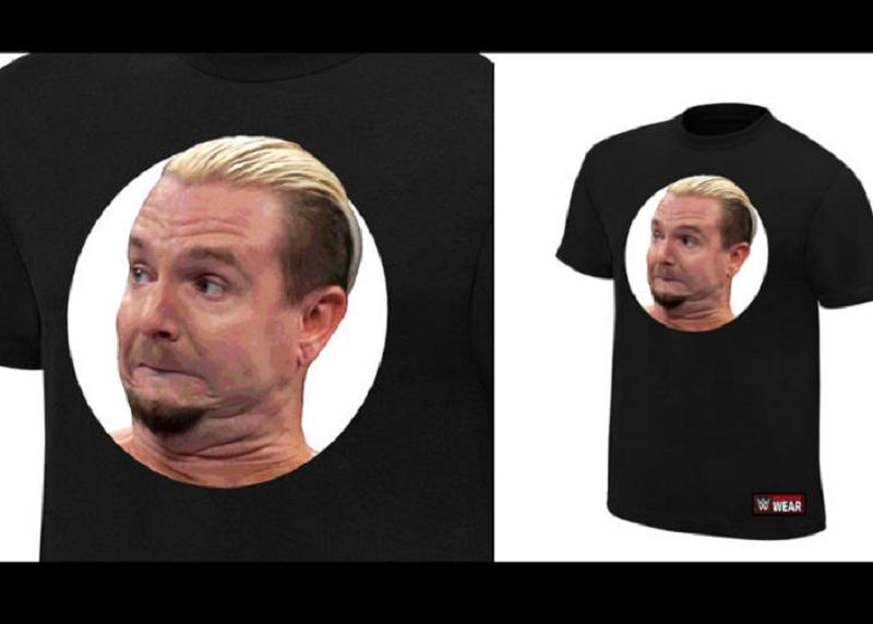 Luchador desconocido, líder de ventas en WWE