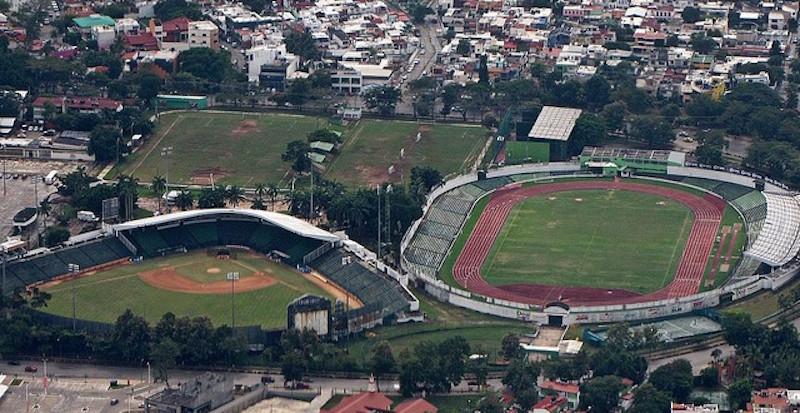 Ciudad Deportiva. Foto: Especial