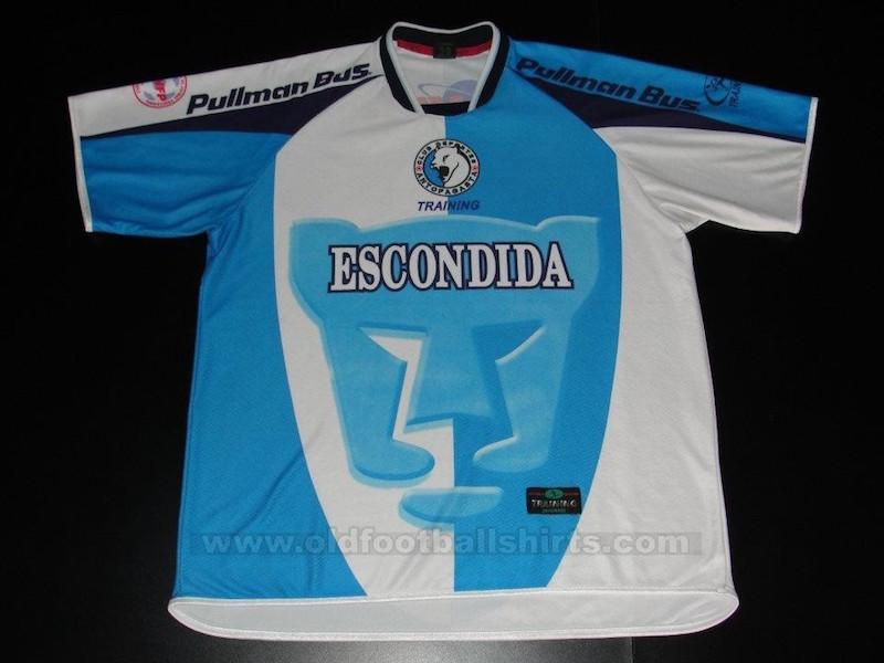Camiseta del Deportes Antofagasta. Foto: Especial