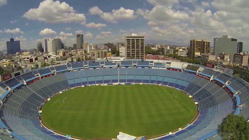 Estadio Azul. Foto: Especial