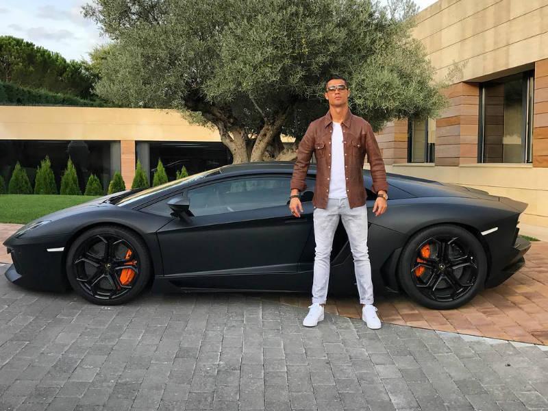 Se burlan de Cristiano Ronaldo