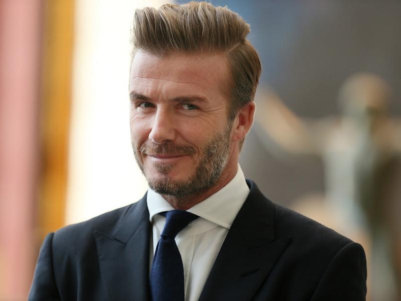 David Beckham finalmente tendrá su equipo de futbol