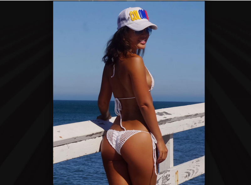 Magda Ángel. Foto: Instagram @magdaangel