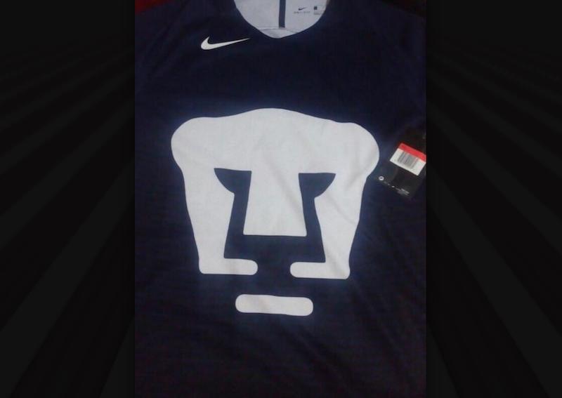 Filtran FOTOS del nuevo uniforme de Pumas - Estadio Deportes 44419ad6d0b80