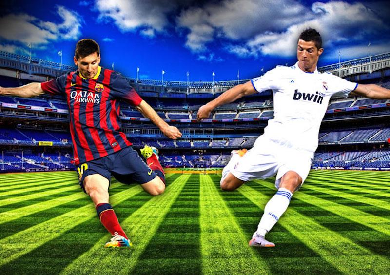 Cristiano ¡SÍ! es mejor que Messi… al menos en Champions