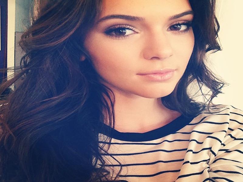 Kendall Jenner : Instagram