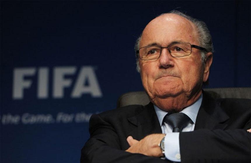 Si por Blatter fuera no habría VAR en el Mundial