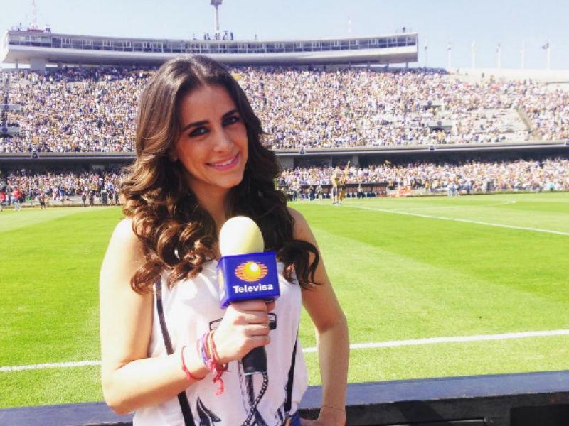 Nahima: de conductora a amante de un alto ejecutivo de Televisa