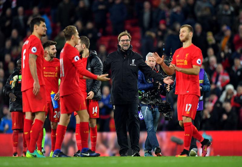 huge discount e0296 5232a Liverpool lanzará jersey en homenaje a los Beatles - Estadio ...