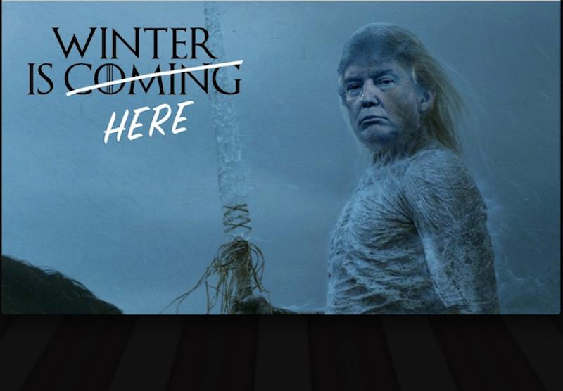 Inician Los Juegos Del Hambre Trump Es Presidente De Eu Estadio