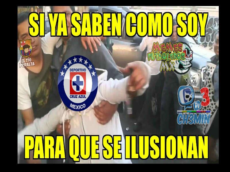Los Memes de Cruz Azul vs Pumas - Estadio Deportes