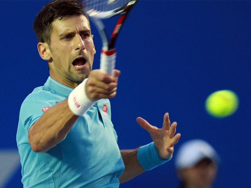 Debuta Djokovic con triunfo en AMT 2017
