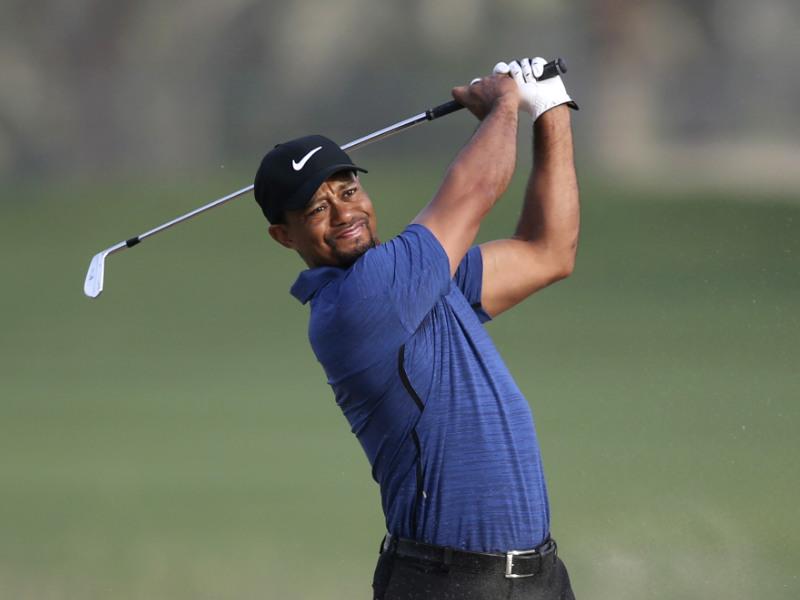 En Las Vegas confían en Tiger Woods