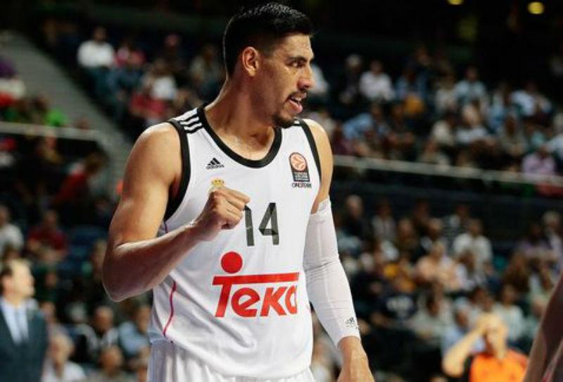 Gustavo Ayón, en la antesala del campeonato ACB