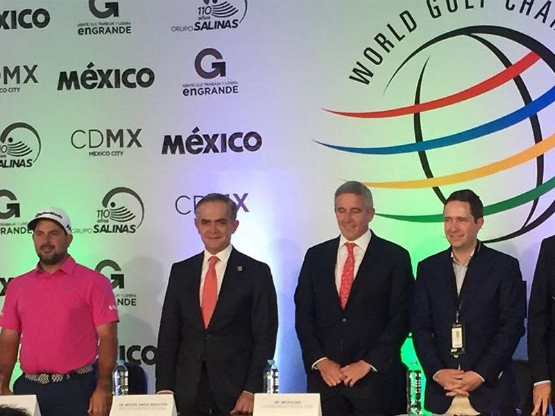 El mejor golf del mundo en México