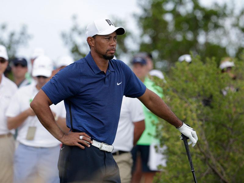 Tiger Woods quiere jugar el Masters