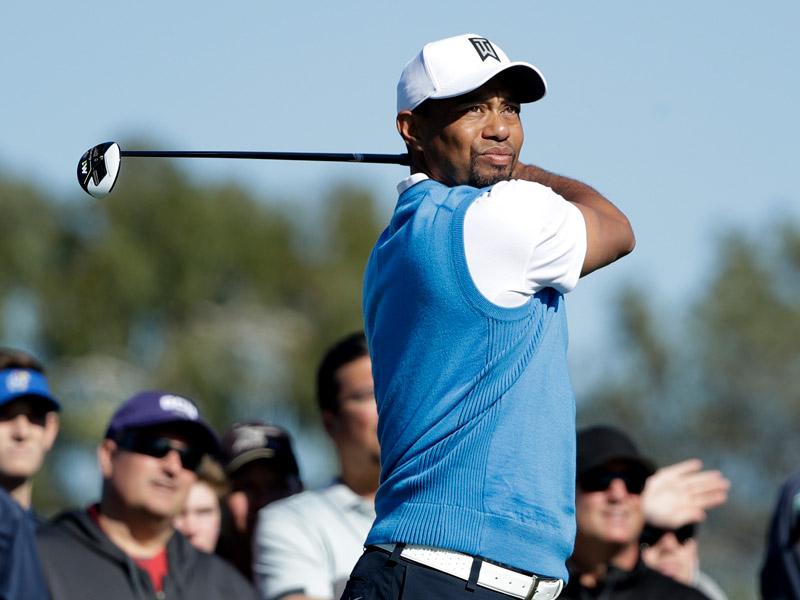 Tiger Woods cancela otro torneo