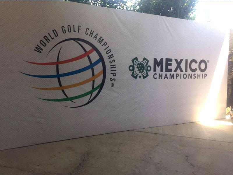 Inauguran el WGC México Championship
