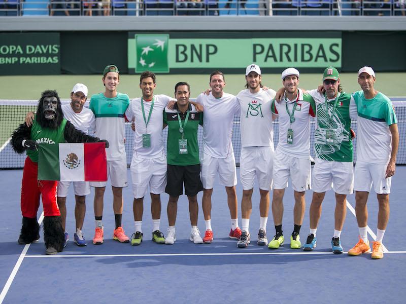 Roditi se quitó presión tras ganar en Copa Davis