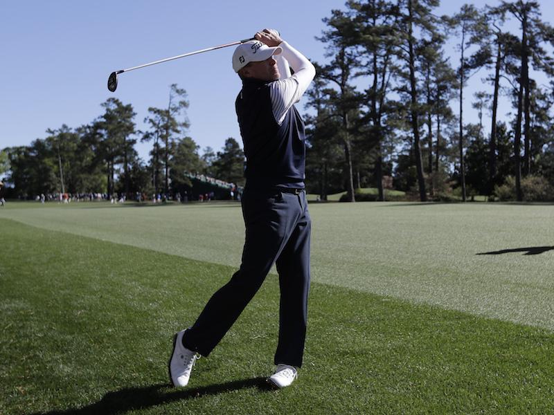 Masters de Augusta, primera ronda