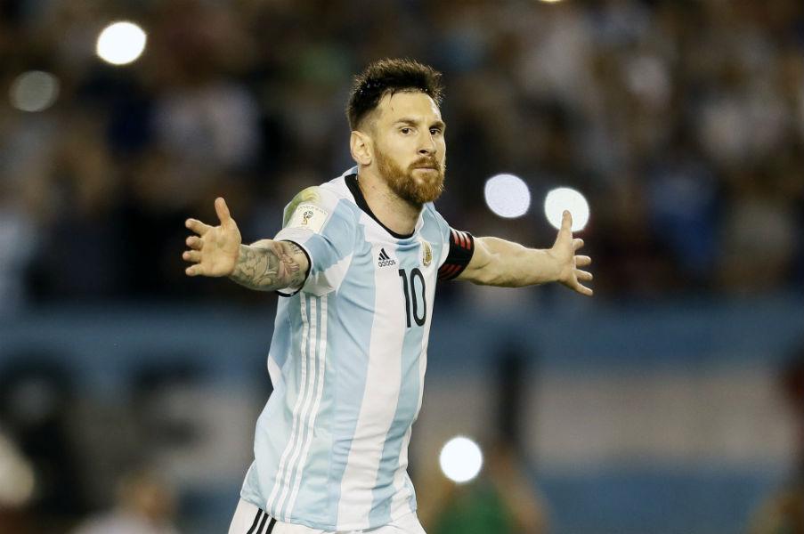 Sampaoli pone a Argentina en manos de Messi