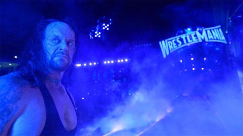 El Undertaker más inofensivo jamás visto