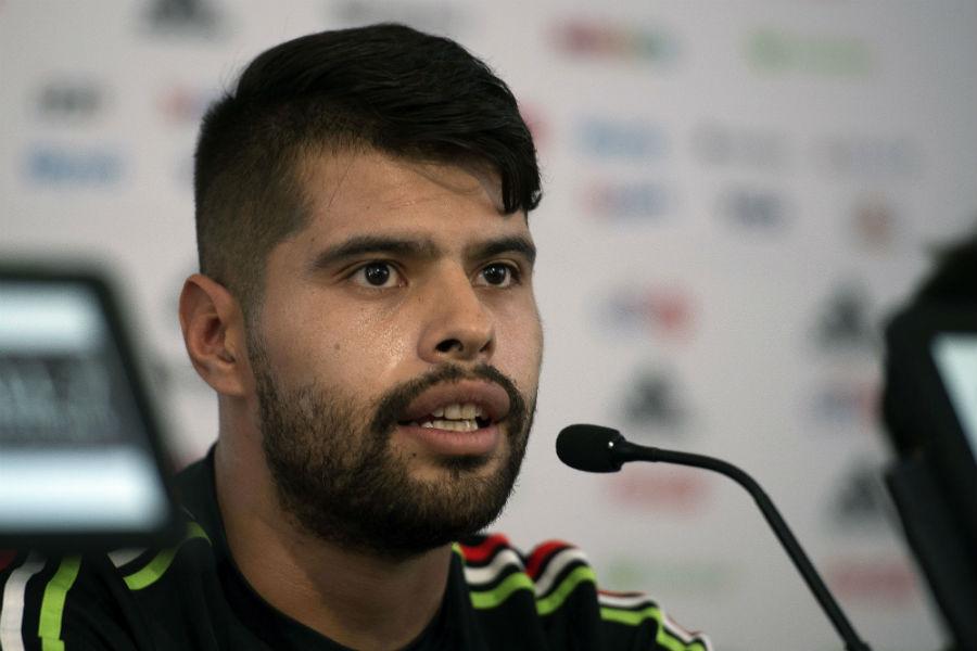 Araujo se 'despide' de la Selección Mexicana