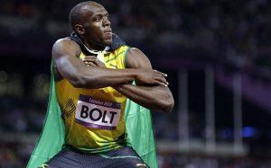 Bolt, el 'rey' de Jamaica