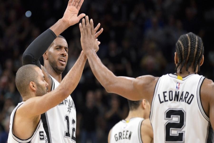 Spurs traerá un bombazo para frenar a los Warriors