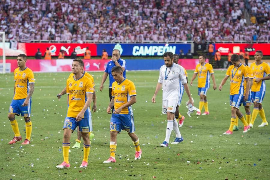 Tigres, el nuevo subcampeonisimo del futbol mexicano