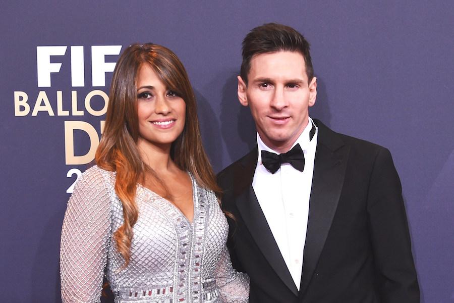 Messi y Antonella dan bienvenida a Ciro, su tercer hijo