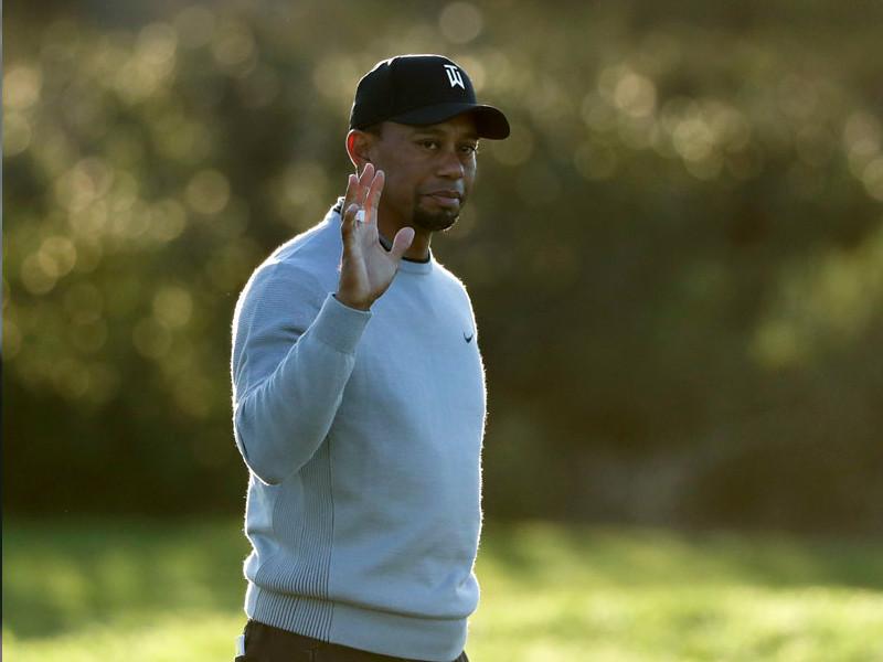 Medicinas afectaron a Tiger Woods