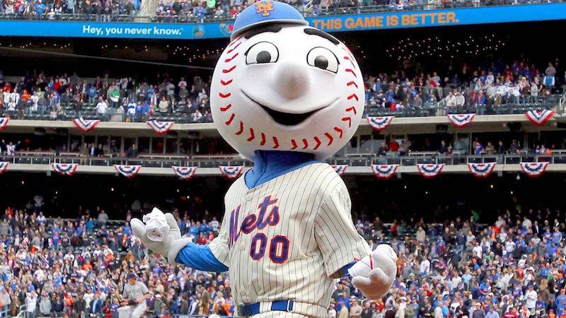 Mets se disculpan por grosería de Mr. Met