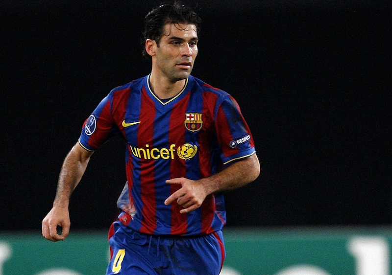 Rafa Márquez presume regalo del Barcelona - Estadio Deportes ... 0d739f0da78