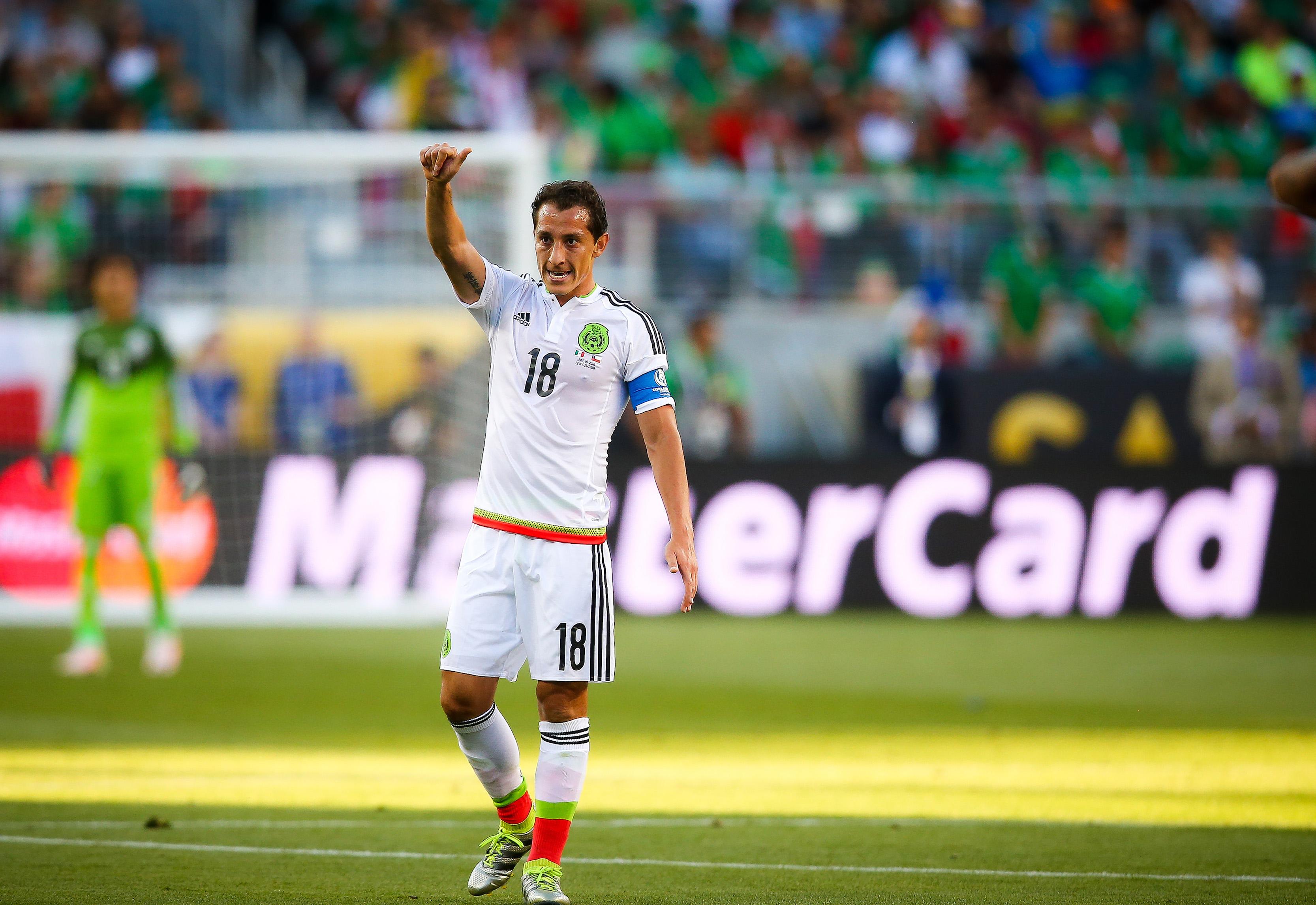 Andrés Guardado tendría acordada su llegada a la MLS