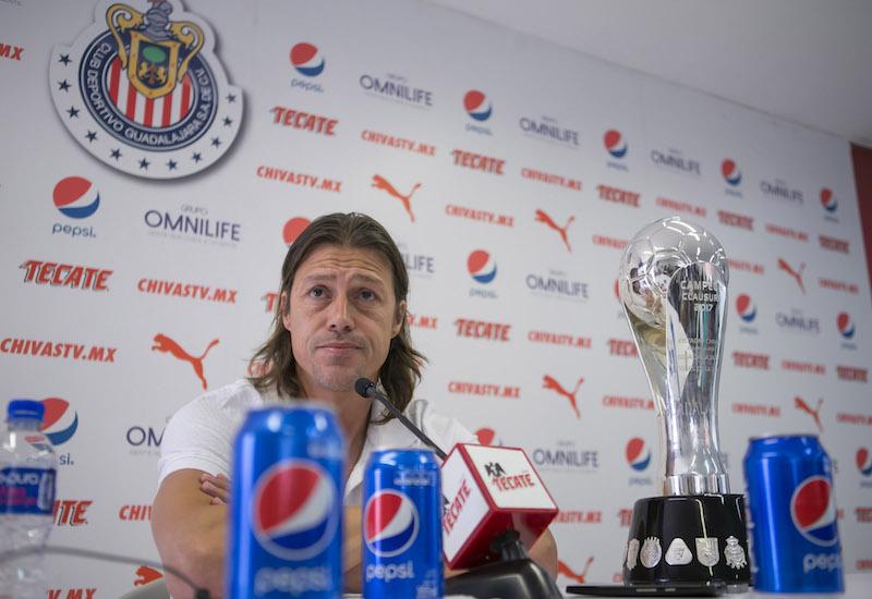 Chivas y Almeyda continúan romance