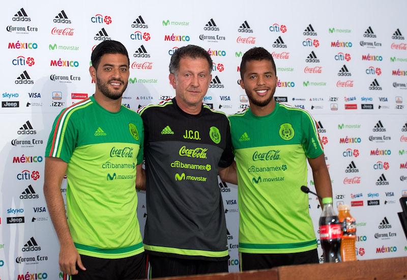 FIFA madruga a Osorio y revela lista del TRI