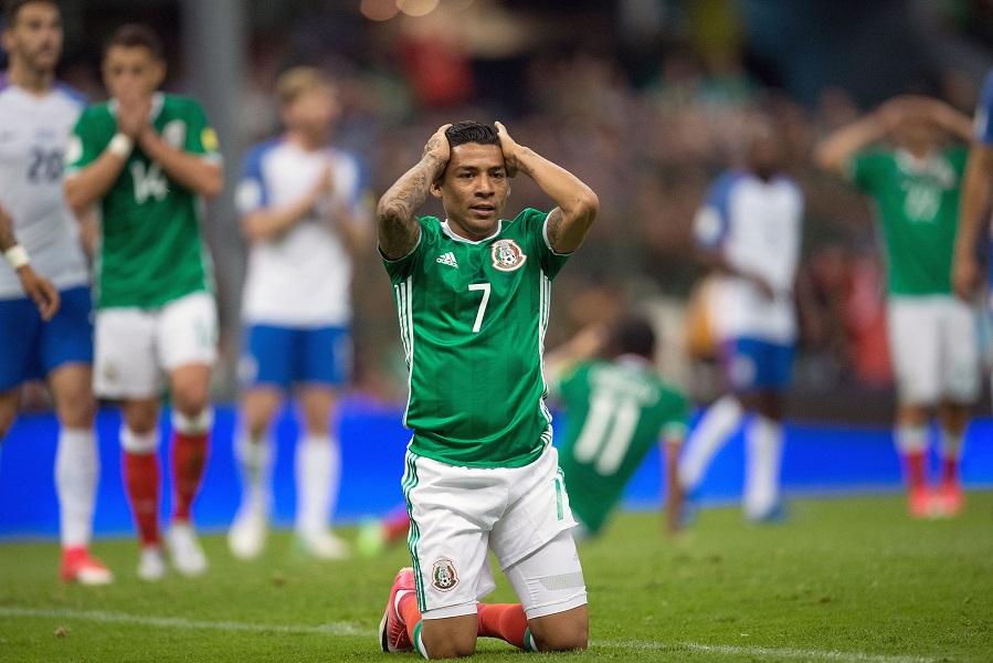 México pierde 2 puntos en casa ante EU